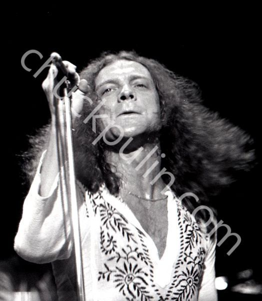 Foreigner, Lou Gramm 1977, NYC