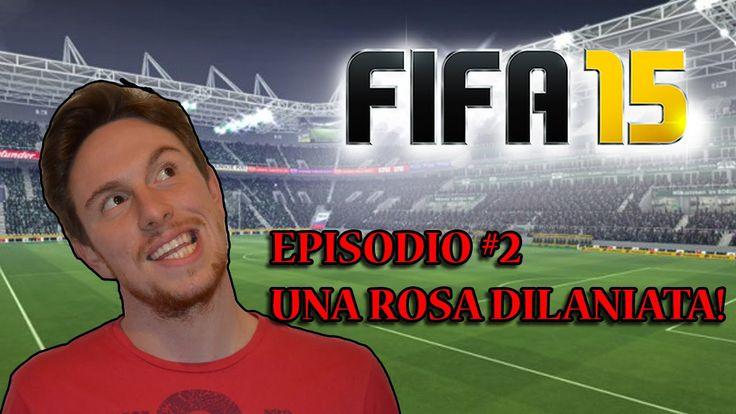 - I Trasconauti - FIFA 15 EP #2 - Una rosa dilaniata!
