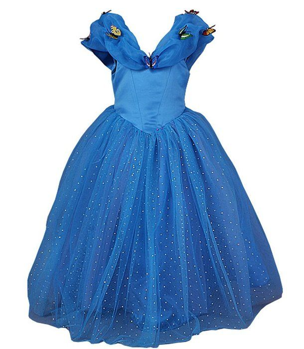 Princess Cinderella Wedding Dress Costume For: 43 Best Cinderella Movie Images On Pinterest
