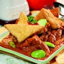 TAHU BUMBU SAMBAL GORENG KACANG http://www.sajiansedap.com/mobile/detail/10822/tahu-bumbu-sambal-goreng-kacang