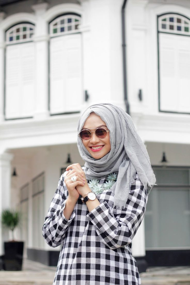 17 Best Images About Fashion Hijab On Pinterest Hashtag Hijab
