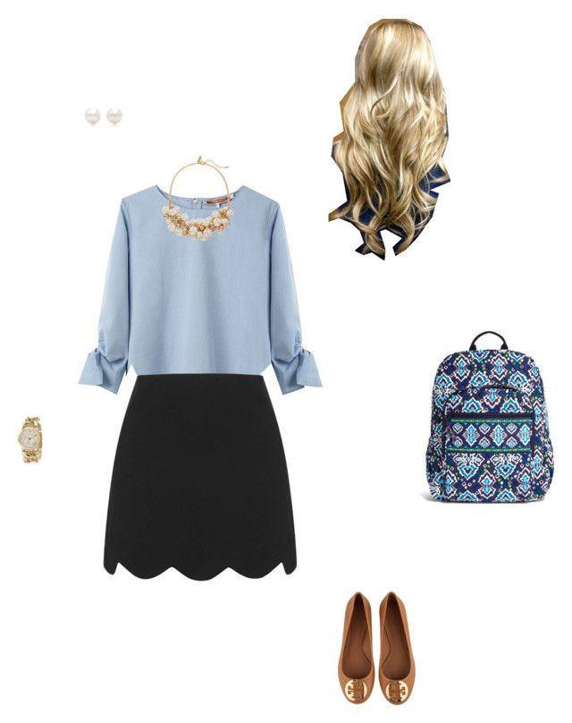 """""""Deca club intervew"""" by emaleigh2001-1 ❤ liked on Polyvore featuring United Bamboo, Topshop, Tory Burch, Michael Kors, Vera Bradley, Tiffany & Co. and The Limited"""