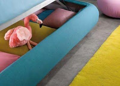 CAMAS TAPIZADAS INFANTILES DORMITORIOS PARA NIÑOS : Dormitorios: Fotos de dormitorios Imágenes de habitaciones y recámaras, Diseño y Decoración