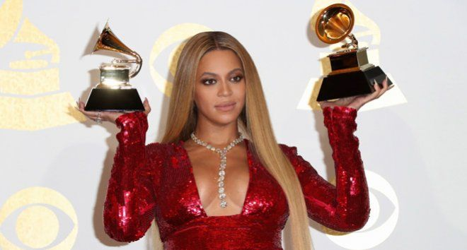 "The Complete List Of Winners At The Grammy Awards 2017 Adele gets most wins while Beyoncé shines ADELE Record of the Year ""Hello"" - Adele  Album of the Year 25 - Adele  Song of the Year ""Hello"" Adele Adkins & Greg Kurstin, songwriters (Adele)  Best Pop Solo Performance ""Hello"" - Adele  Best Pop Vocal Album 25 - Adele"