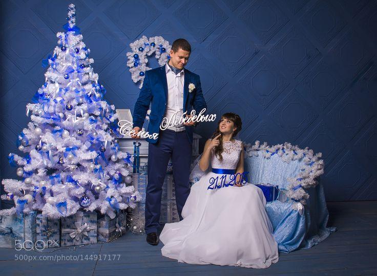 Рождественская свадьба ( Christmas wedding by gotfri