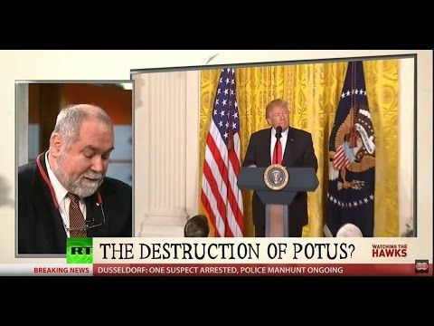 Ex-CIA Robert David Steele Reachs Out To President Trump – Warns Of Eric Schmidt Of Google Censoring The Internet Of Trump Supporters. – InvestmentWatch