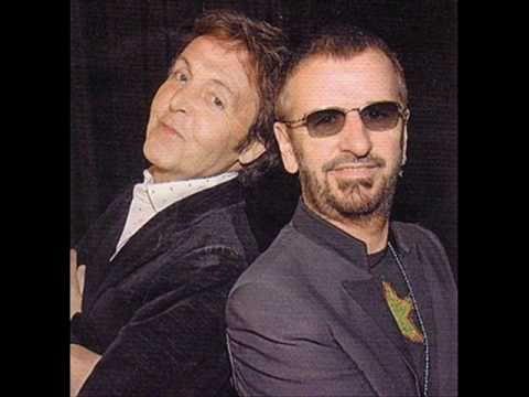 Walk With You - Ringo Starr & Paul McCartney (+playlist)