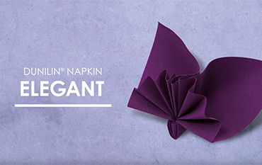 Be inspired by our easy how to videos for napkin folding and table settings.