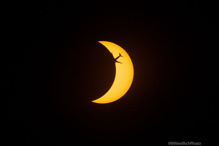 Last Monday, August 21, 2017, the sky over North America went black thanks to the total solar eclipse last seen over the continent way back in 1918.
