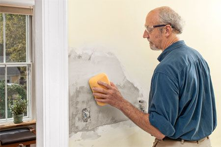 Photo: Ben Stechschulte   thisoldhouse.com   from How to Repair Plaster