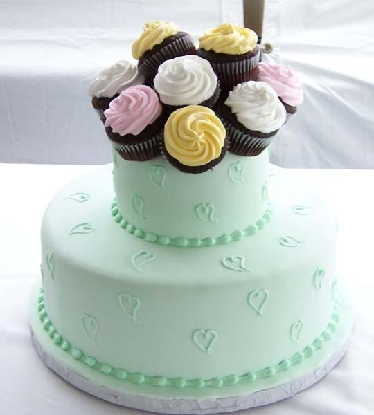21 best cupcakes matrimonio images on Pinterest