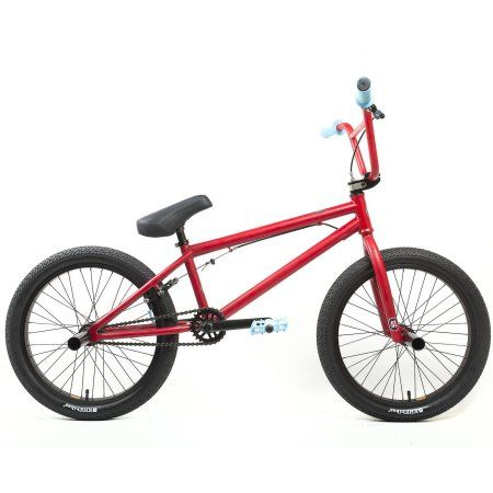 KHE Evo 0.1 BMX Bicycle, Red