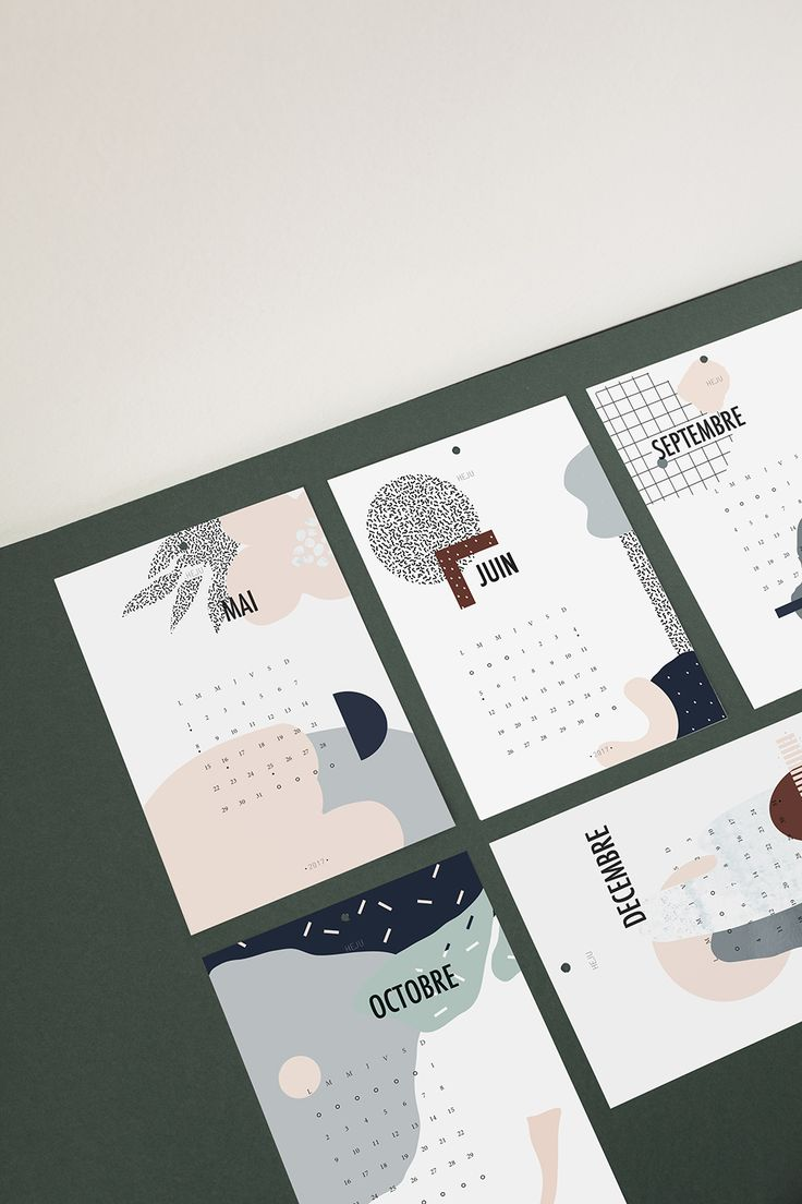 Free printable calendar 2017 - Heju