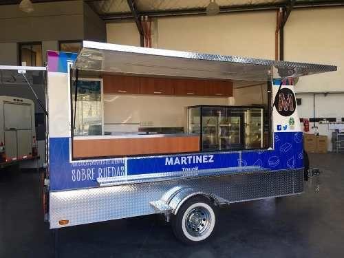 food truck homologado y patentado de fábrica
