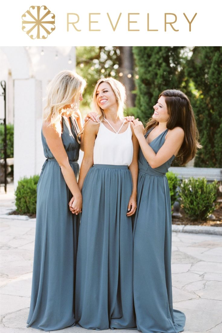 Mix And Match Revelry Bridesmaid Dresses And Separates Revelry H Bridesmaid Dresses Separates Unique Bridesmaid Dresses Maid Of Honor Dress Different