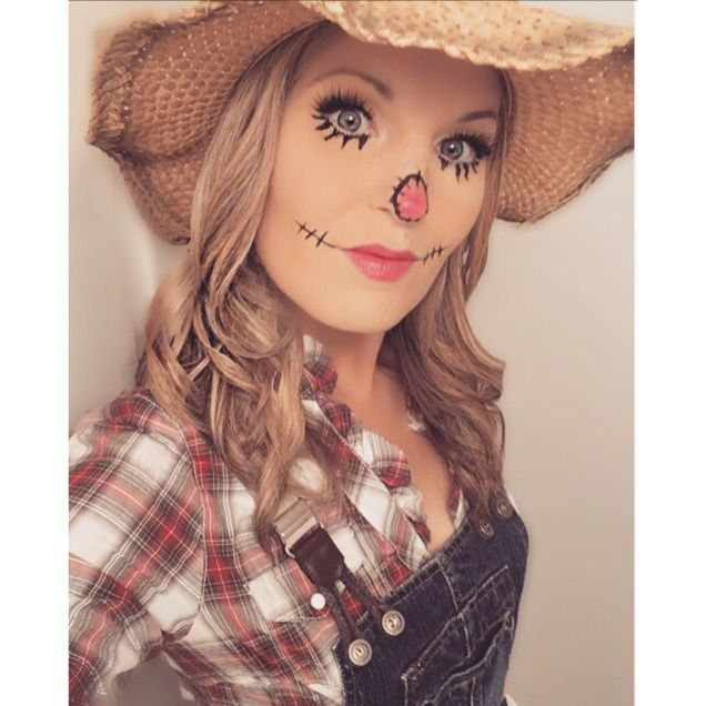 ScareCrow Make up / Costume