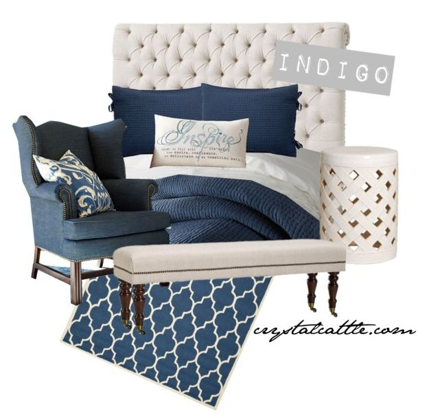 Best 25+ Indigo Bedroom Ideas On Pinterest