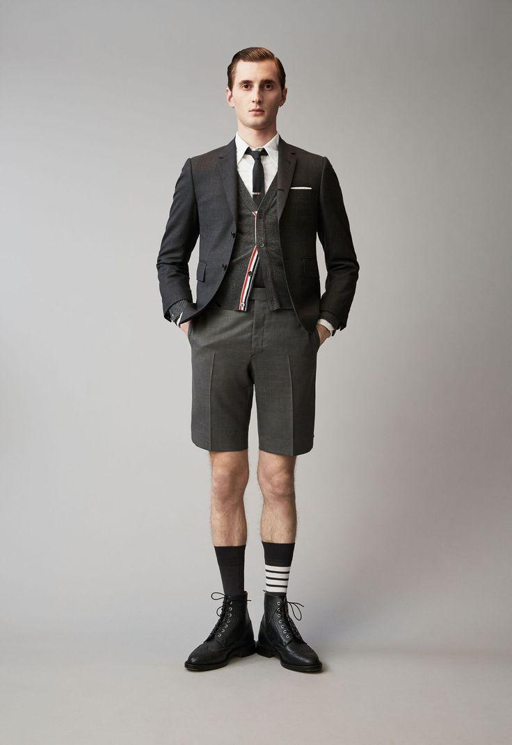 THOM BROWNE - Resort 2018 Menswear #styled247