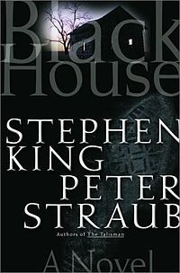 This book was so eerie & truly bizarre. A troubling story with odd twists and unbelievable descriptions that drew me into the plot as if I was a character myself. Excellent read. Couldn't put it down. With King's flair for the macabre & Straub's mastery of luring you in - it was a sensory ride that gripped my attention  til the last page. #Black House #Stephen King #Peter Straub