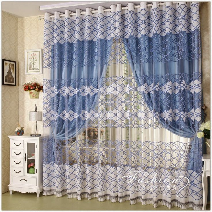 11 best images about Curtain ideas for bedroom on Pinterest