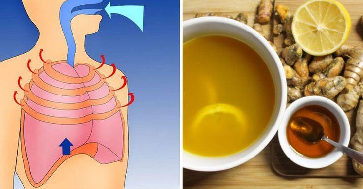 Rýchly trik k liečbe neutíchajúceho kašľa a pľúcnych infekcii | Chillin.sk