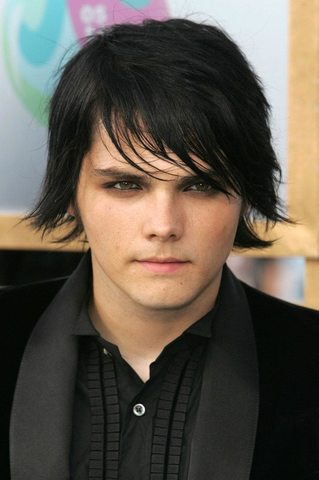Can You Guess The Guy Based On His Guyliner. The only ones I got right: Gerard (duh), Adam Lambert, Pete Wentz, & Brandon Flowers. My life goals are accomplished.