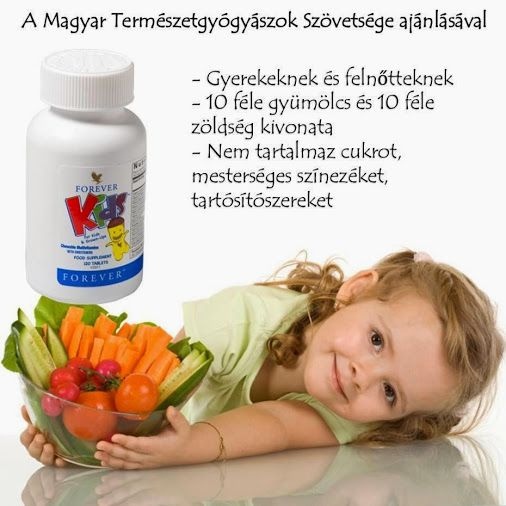 Kids vitamin tableta