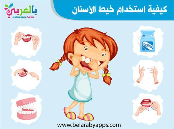 خطوات تنظيف الاسنان بالصور للاطفال الطريقة المثلى لتنظيف الأسنان بالفرشاة بالعربي نتعلم Medical Illustration Dental Wallpaper Dental