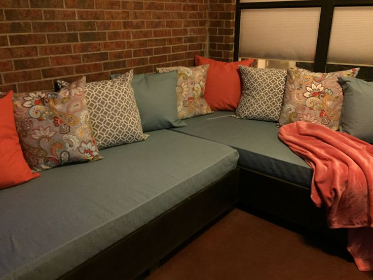 Pinterest Win Our Diy Patio Sectional Twin Sized Memory