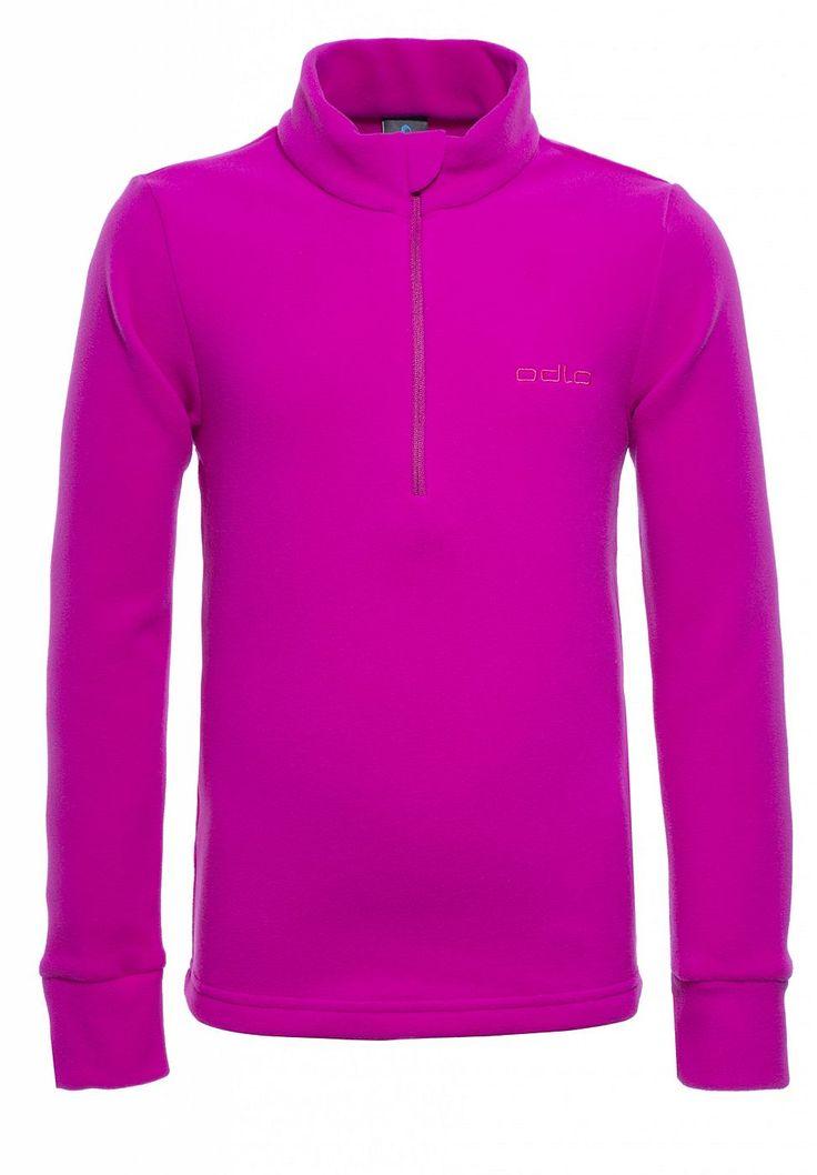 Dieser Sportpullover von Odlo ist für alle intensiven Sportarten im Winter unverzichtbar. Der Pullover ist leicht zu tragen und bietet aufgrund der leicht aufgerauhten Innenseite eine gute Wärmedämmung. Dieses sehr atmungsaktive Kleidungsstück zeichnet sich durch einen hohen Feuchtigkeitstransport...  • Zusatzinformation: - Leichtes, ultraweiches Tec Shirt - Innen und außen aus angerautem M...