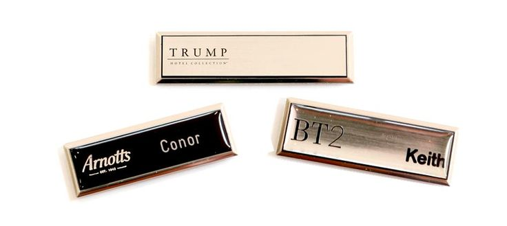 Recognition Express is Different types of Badges manufacturing company in Ireland. We provide Hotel Name Badges, Conference Badges and different type of Corporate Badges at affordable prices. Contact us at 1890 333 444.
