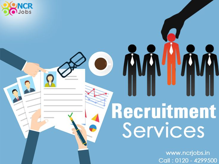 #RecruitmentServices are very helpful for the job seekers as well as recruiters. Job seekers can find the job according to their interest and educational background and recruiters can find the best candidate for their firm according to the vacancy. See more @ https://ncrjobs.in/services.php #NCRJobs #RecruitmentService