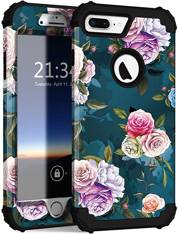 Iphone 8 Plus Case Iphone 7 Plus Case Iphone 7 Plus Cases Protective Phone Covers Iphone 7 Plus