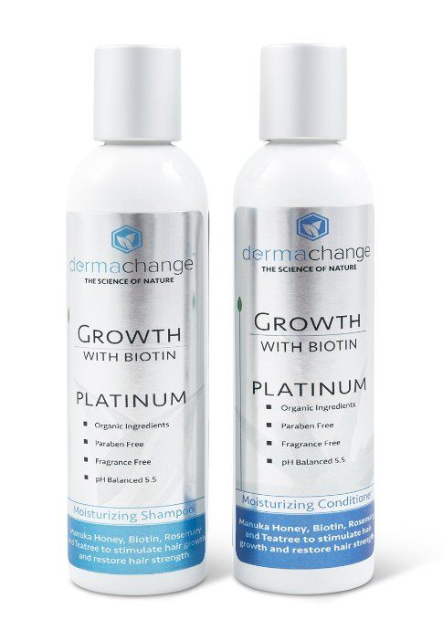 25.00  Organic Argan Oil and Biotin Hair Growth Shampoo Conditioner Set - Sulfate Free - Support Regrowth, Volumizing & Moisturizing, Soft on Curly & Color Treated Hair For Men and Woman