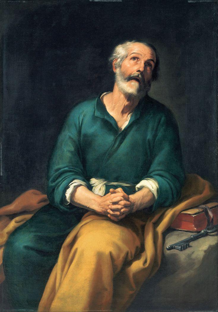 Bartolomé Esteban Murillo - San Pedro en Tarso