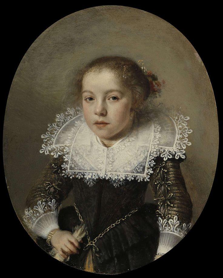 Portrait of Cornelia Cornelisdr van Esch, possibly Anonymous, 1632
