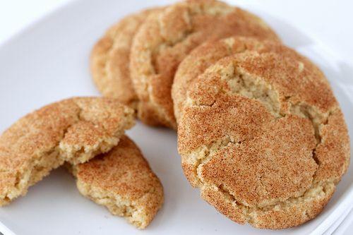 Gluten-Free Snickerdoodles - really yummy!!!