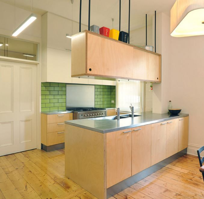 Simple Design Tips for Tiny Kitchens