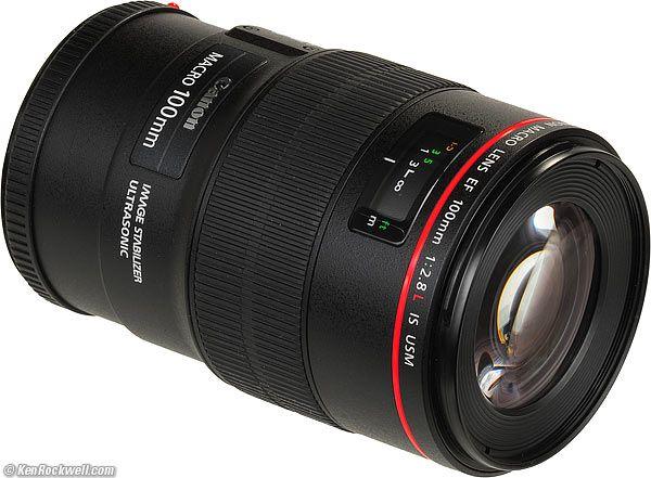 Canon 100mm F 2 8 Is L Macro Canon Canon Lenses Macro
