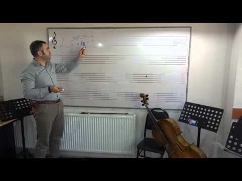 Çello için Türk Müziği Dersleri