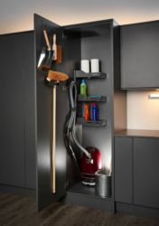 Sesam Cleaning Cupboard Organiser | Supplier - LDL Kitchen and Furniture Fittings & Accessories