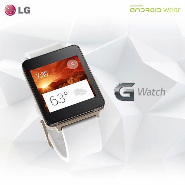 Αποκαλύφθηκαν τα τεχνικά χαρακτηριστικά του G Watch