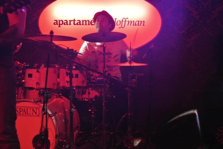 Live @ Apartamento Hoffman