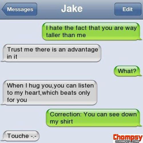 Funny Meme Text Messages : Iphone sms smart texting jokes pinterest funny texts