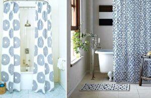 Unusual Shower Curtain Sizes