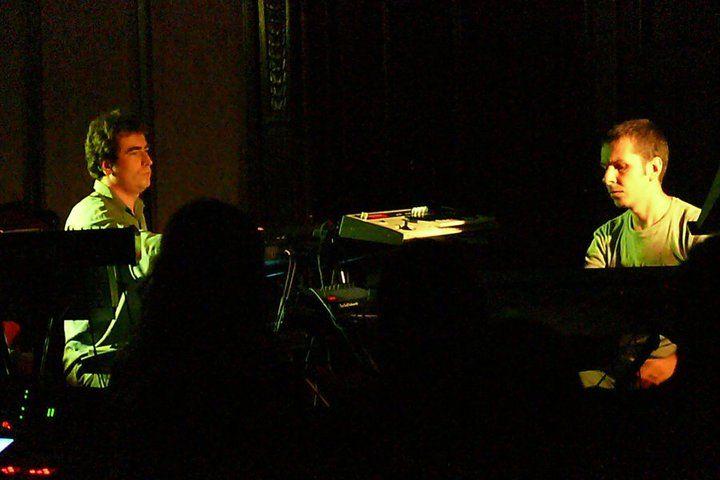Alba Ecstasy & Nord: SOLSTITIVM. June 2011. During the concert, feeling the soundwaves.