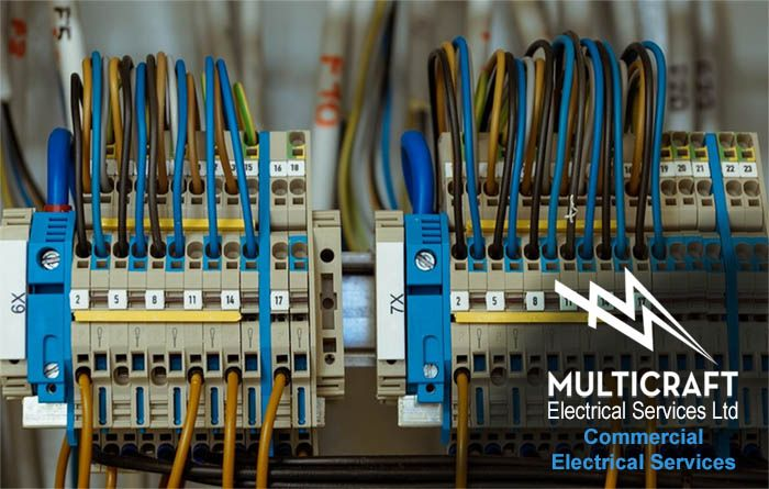 Commercial Electricians & Electrical Contractor Services; for house building, kitchens, heating & any commercial electrical projects - Get A Quote Now