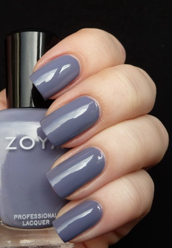 Zoya Nail Polish in Caitlin Swatches from AllYouDesire