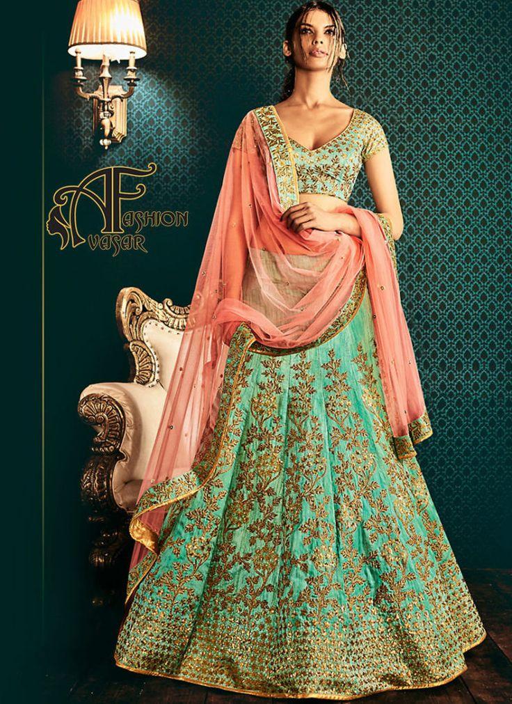 Bridal Lehenga Saree Online Shopping India