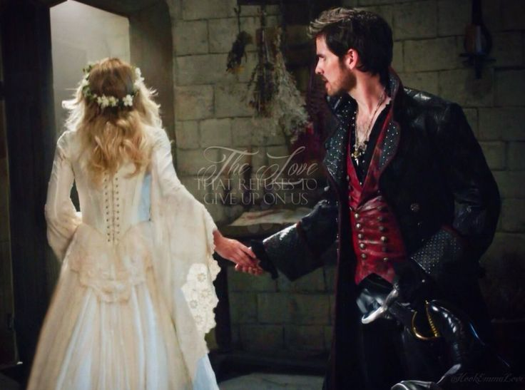 emma and hook relationship wiki